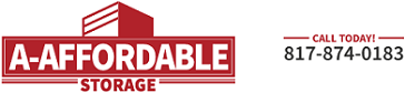 A-Affordable Storage Logo
